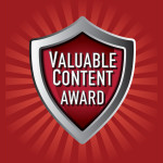 ecosurety Valuable Content Award