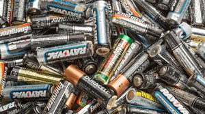 Battery recycling for 2016 - on track or under performing?
