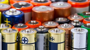 UK still not collecting enough household batteries, according to latest figures