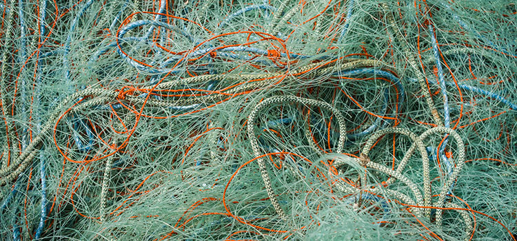 Fishing nets extended producer responsibility