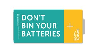 Ecosurety helps boost Bristol battery recycling with pilot awareness campaign