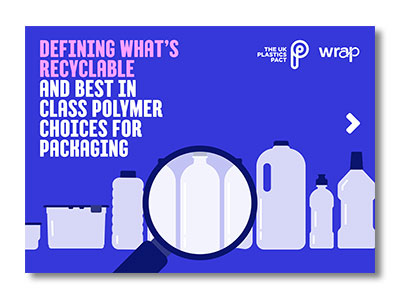 UK Plastics Pac best in class polymer report download
