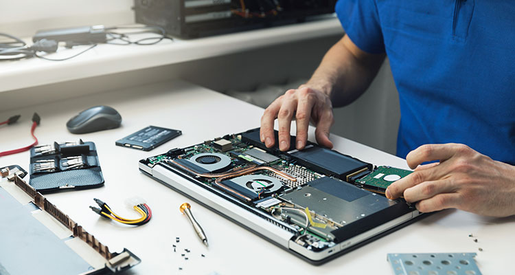 laptop repair reuse of eee